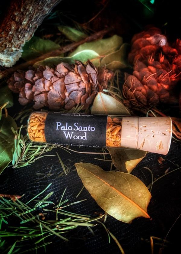 Palo Santo Chip Incense