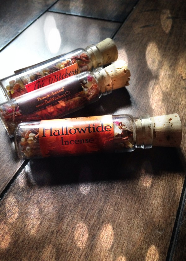 Hallowtide Resin Incense