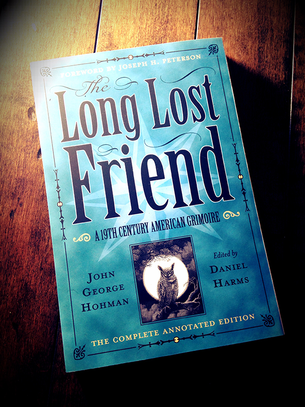 Long Lost Friend Folk Magic Book