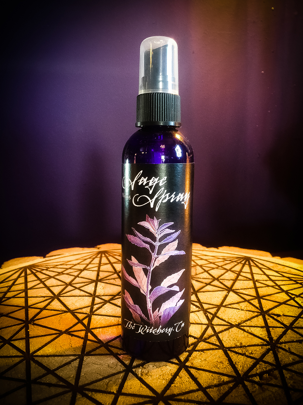 Sage Spray Liquid Smudge