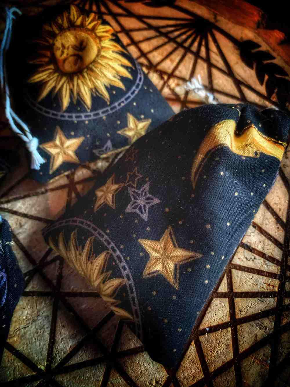 Psychic Vision Dream Pillow Sachet