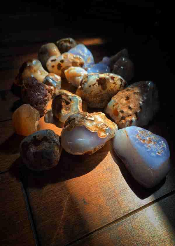 Agate Palmstone