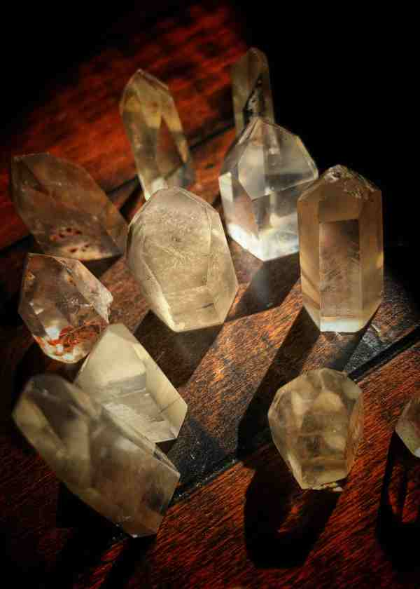 Phantom Quartz Standing Point