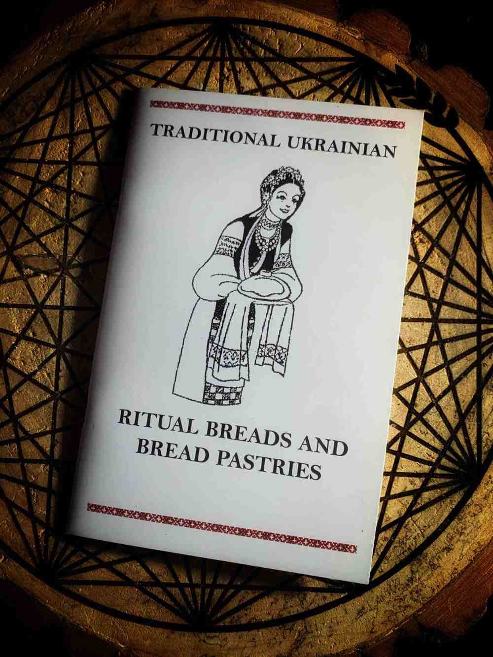 Traditional Ukrainian ritual breads and bread pastries