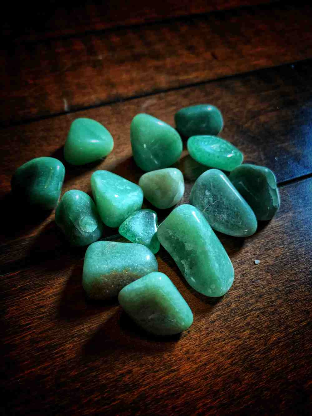 Green Aventurine Polished