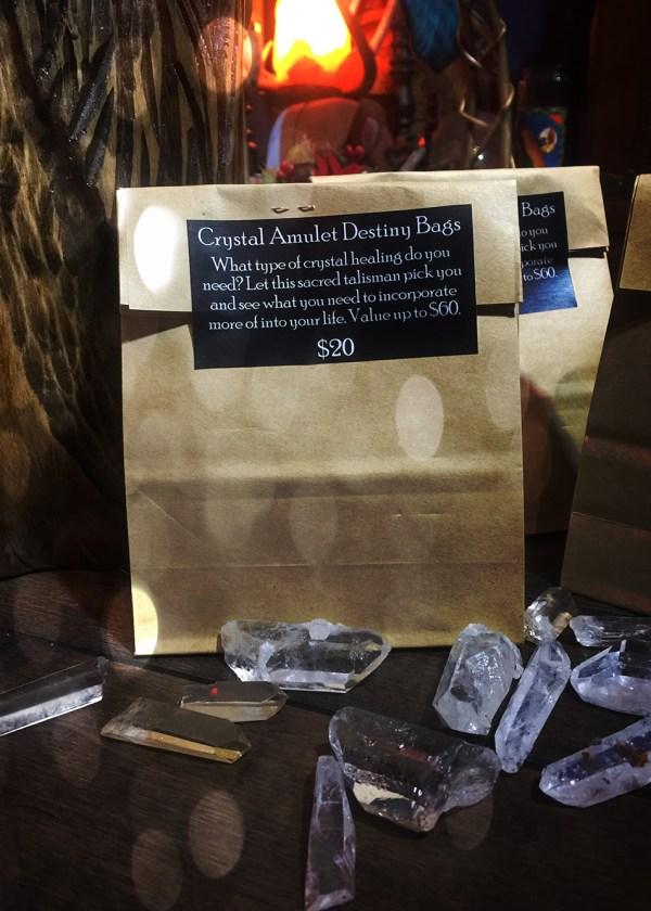 Crystal Amulet Destiny Bags