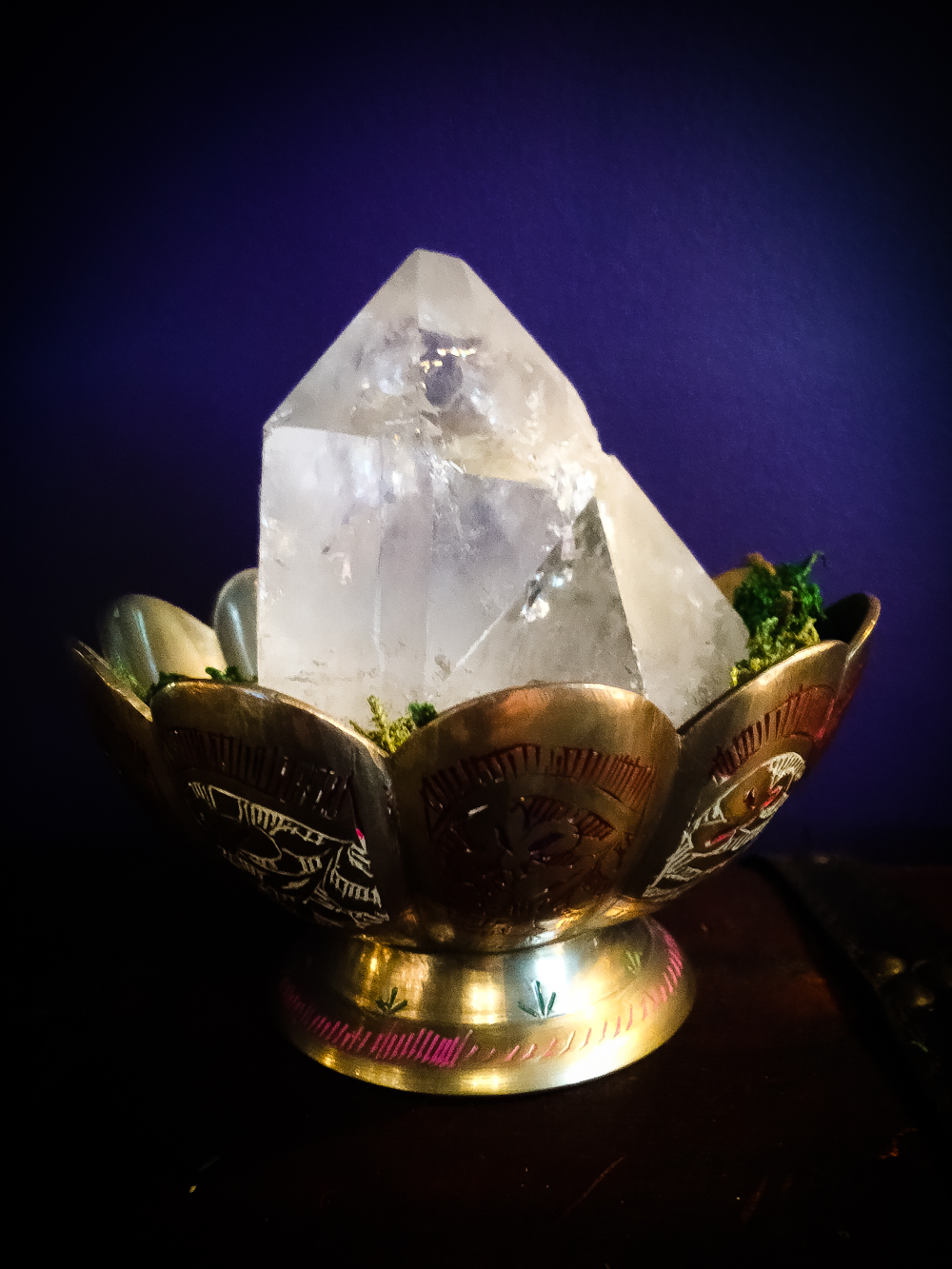 The Witches Soul Altar Quartz