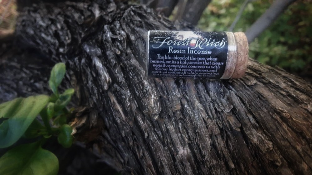 Forest Witch Incense