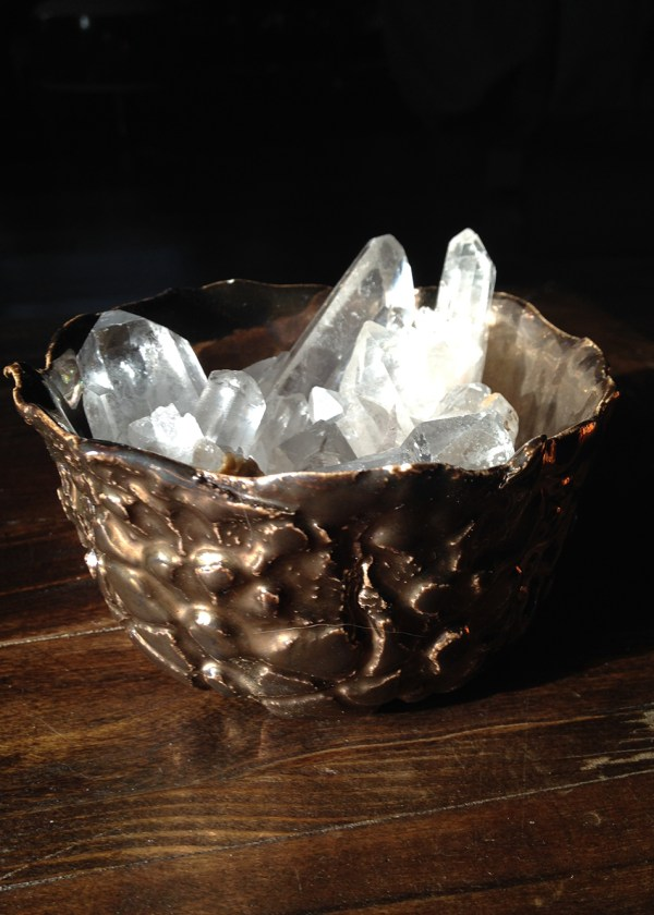 Bucket of Quartz