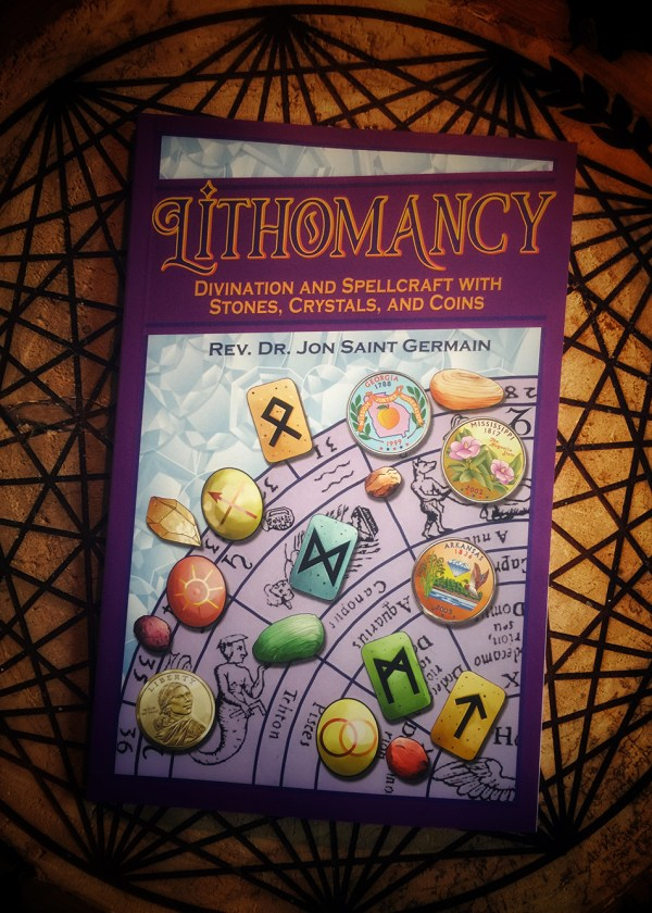 Lithomancy: Divination and Spellcraft with Stones, Crystals, and Coins