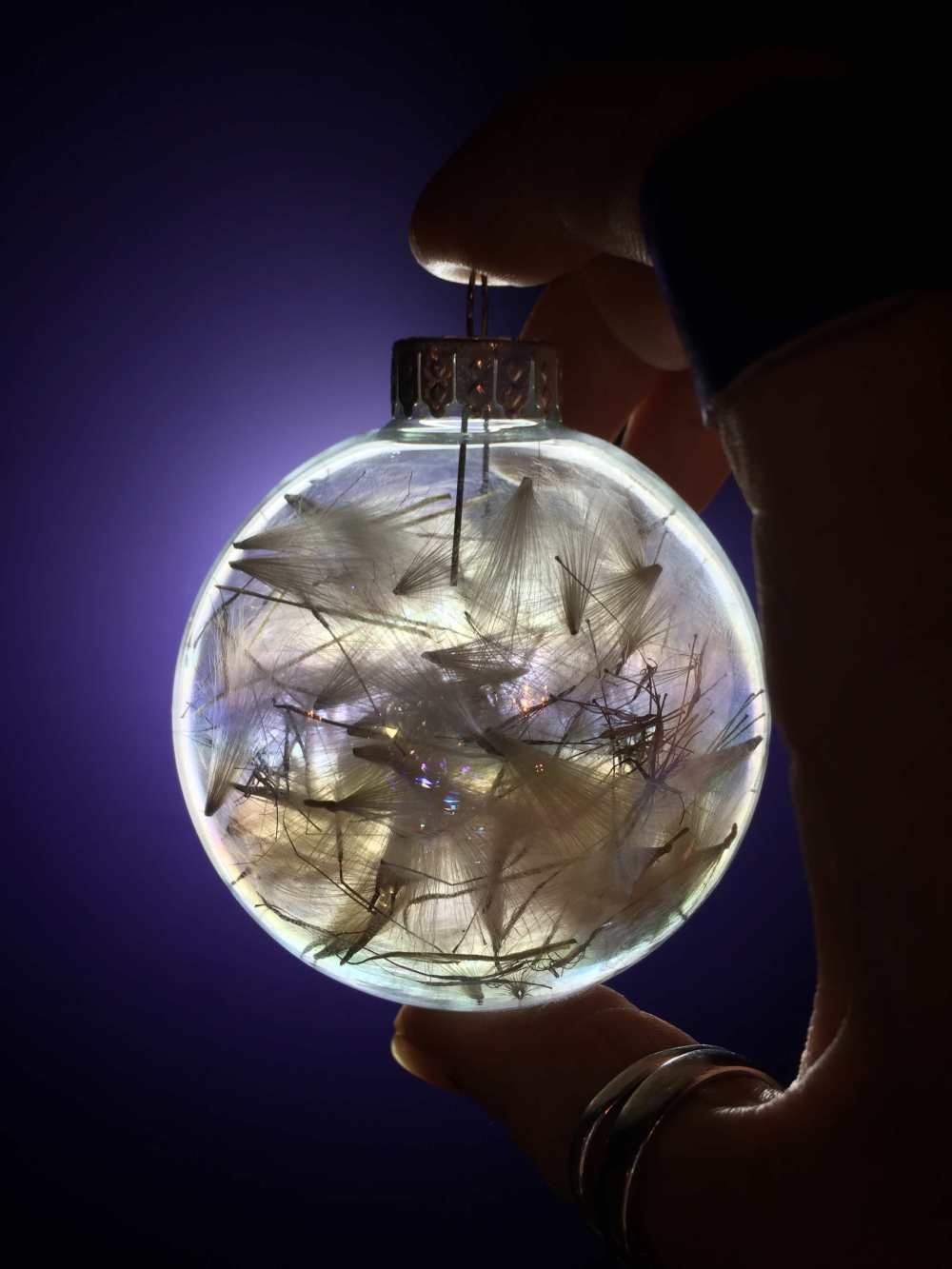 Well Wishes Witch Ball