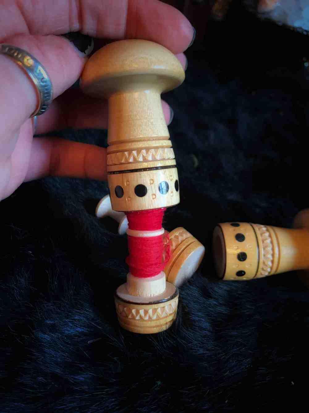 Ritual Thread Mushroom