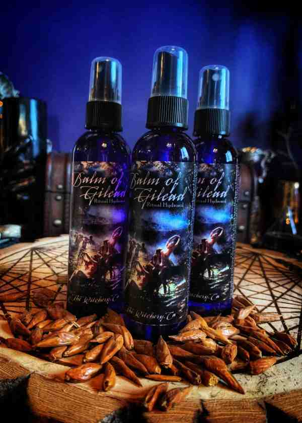 Balm of Gilead Ritual Hydrosol Spray