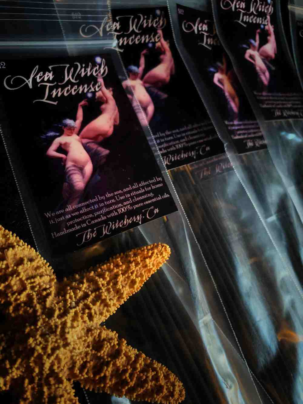 Sea Witch Incense Sticks