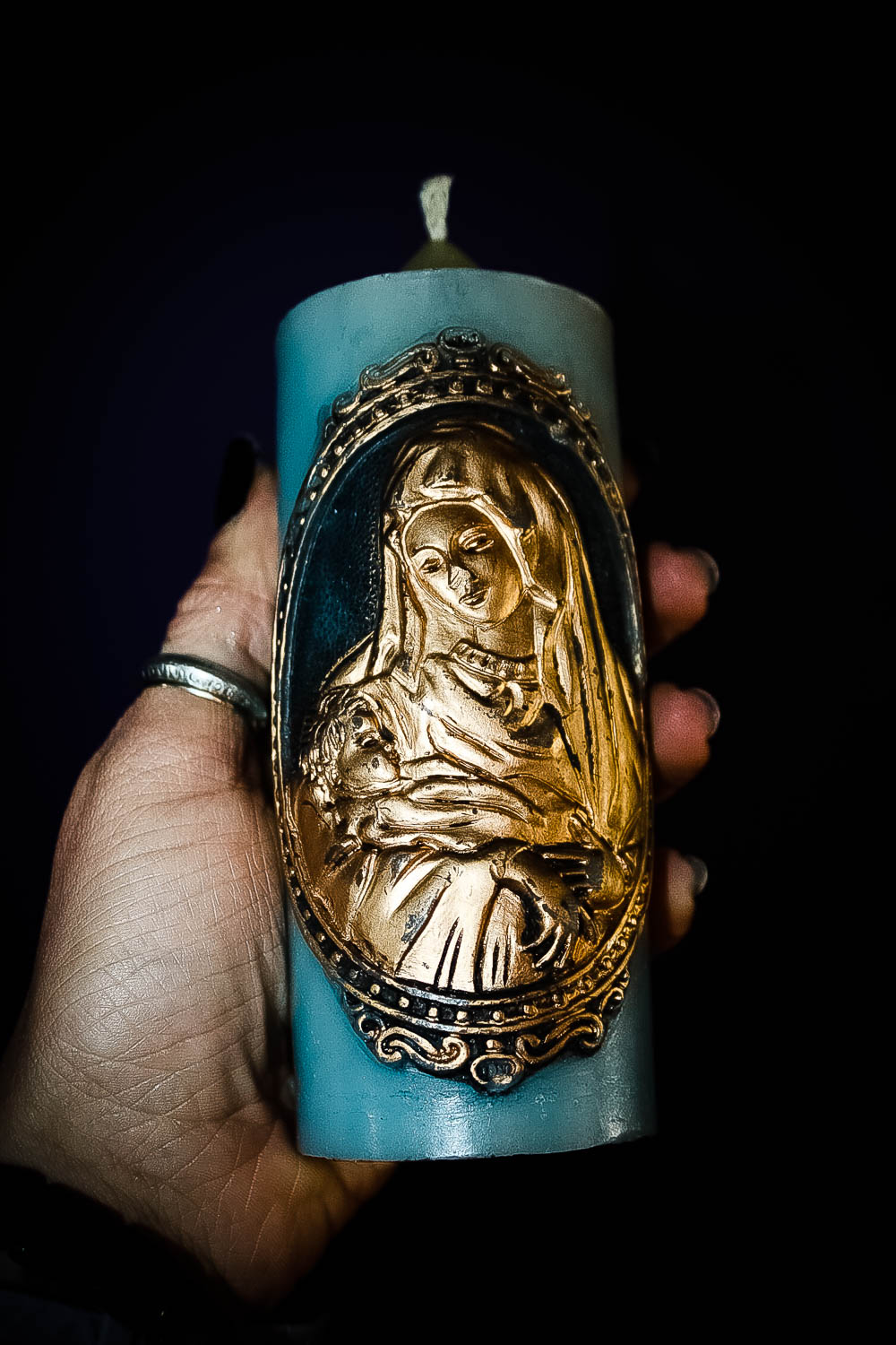 Mary Candle Vintage from Hershey Chocolate company