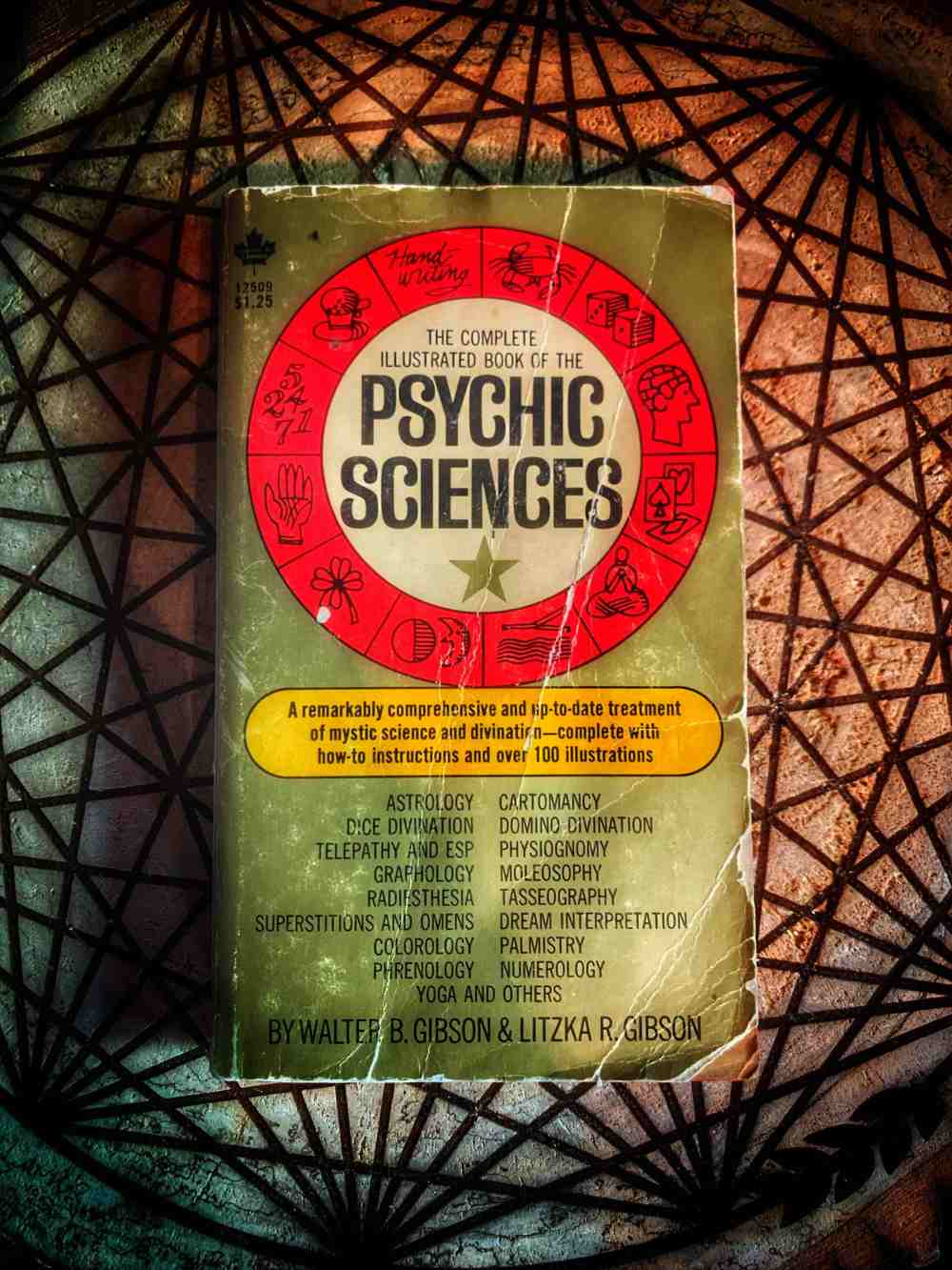 The Complete Illustrated Book of the Psychic Sciences