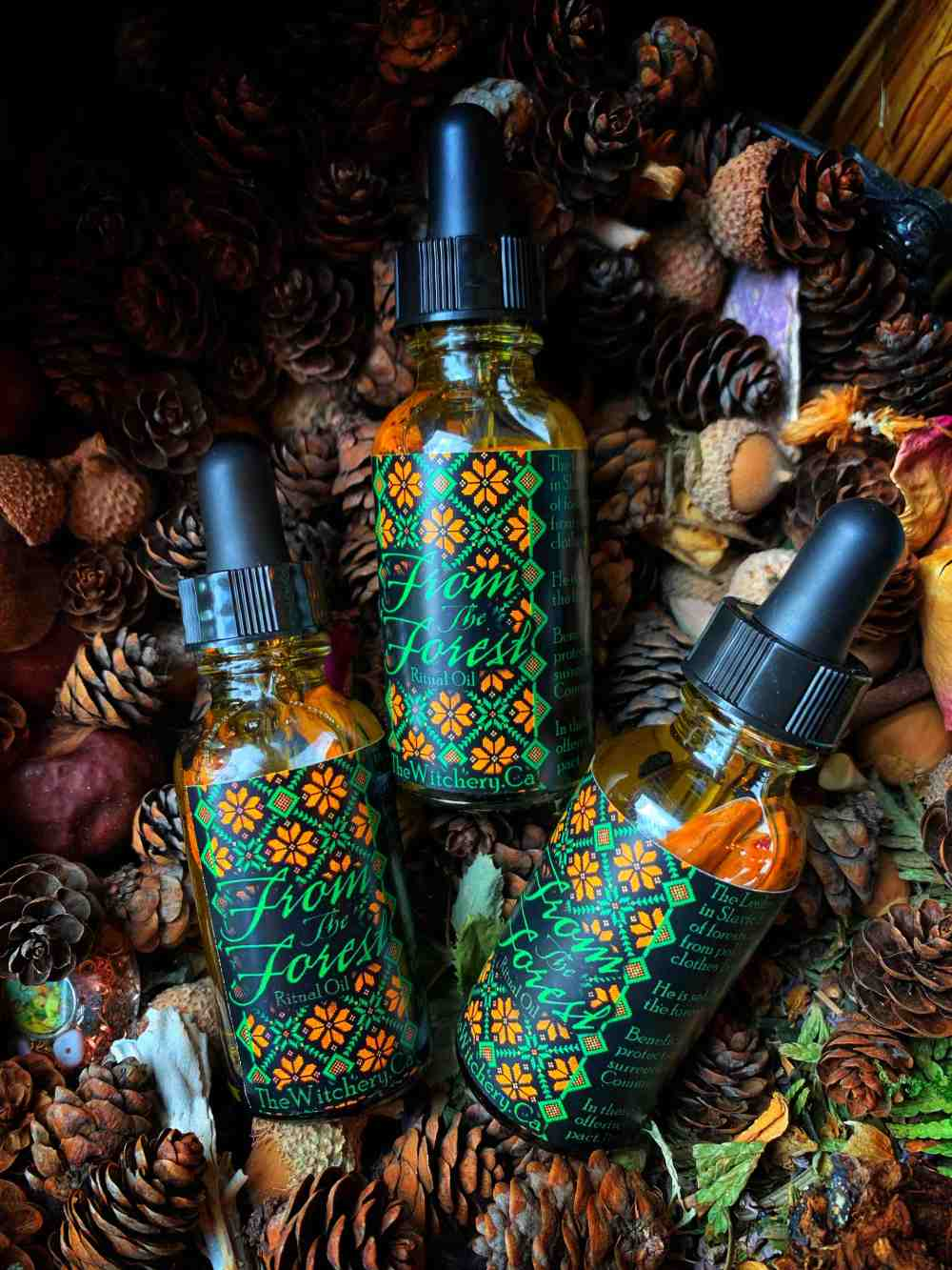 From the Forest Leshy Ritual Oil