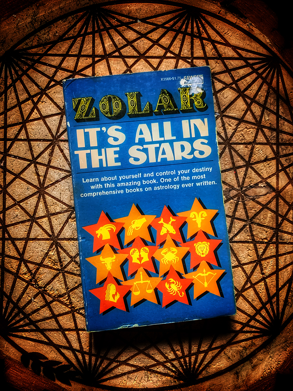 Zolar All In the stars