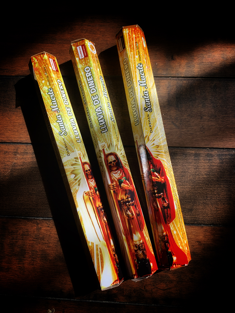 Santa Muerte Incense Sticks
