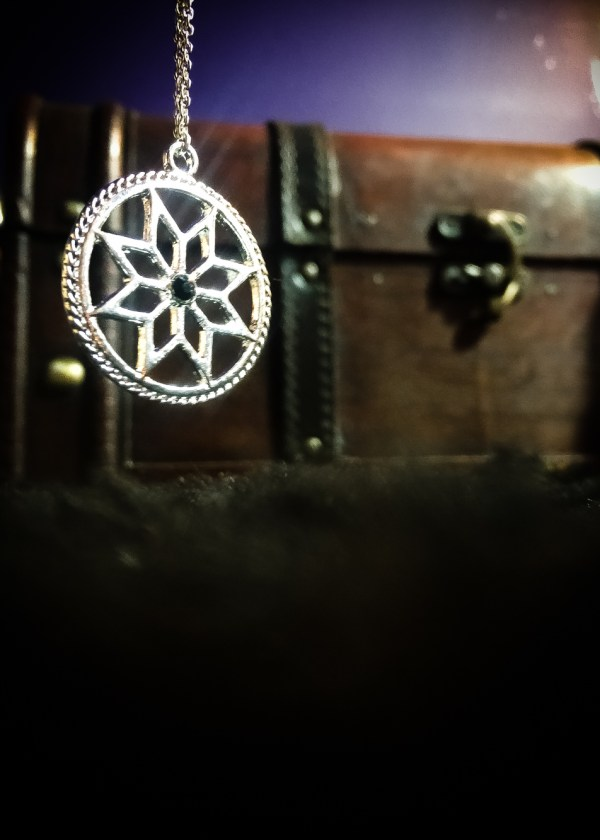Malva Star Amulet