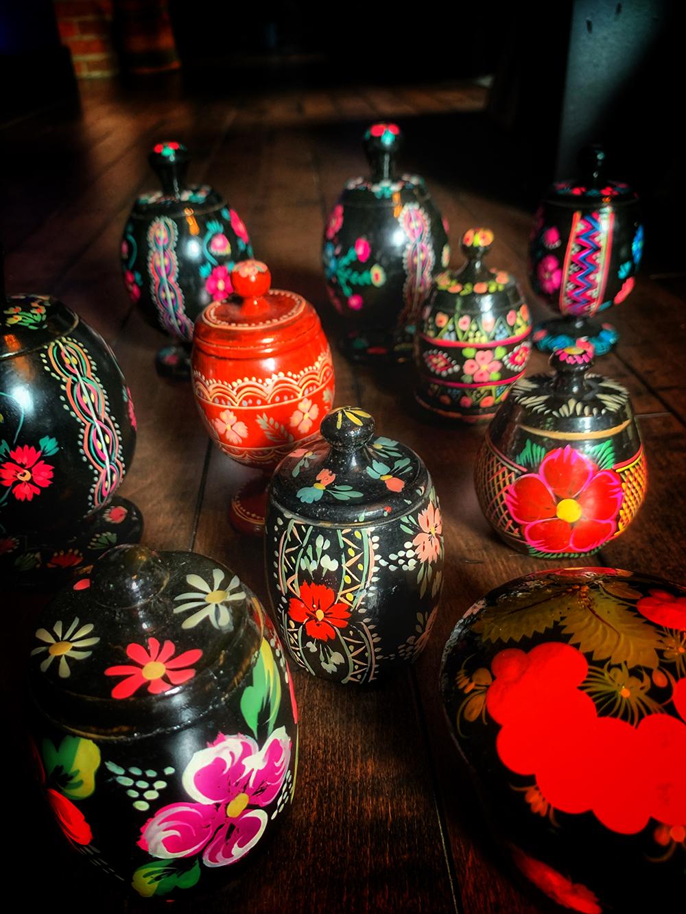 Altar Bowl Vintage Slavic Surprise