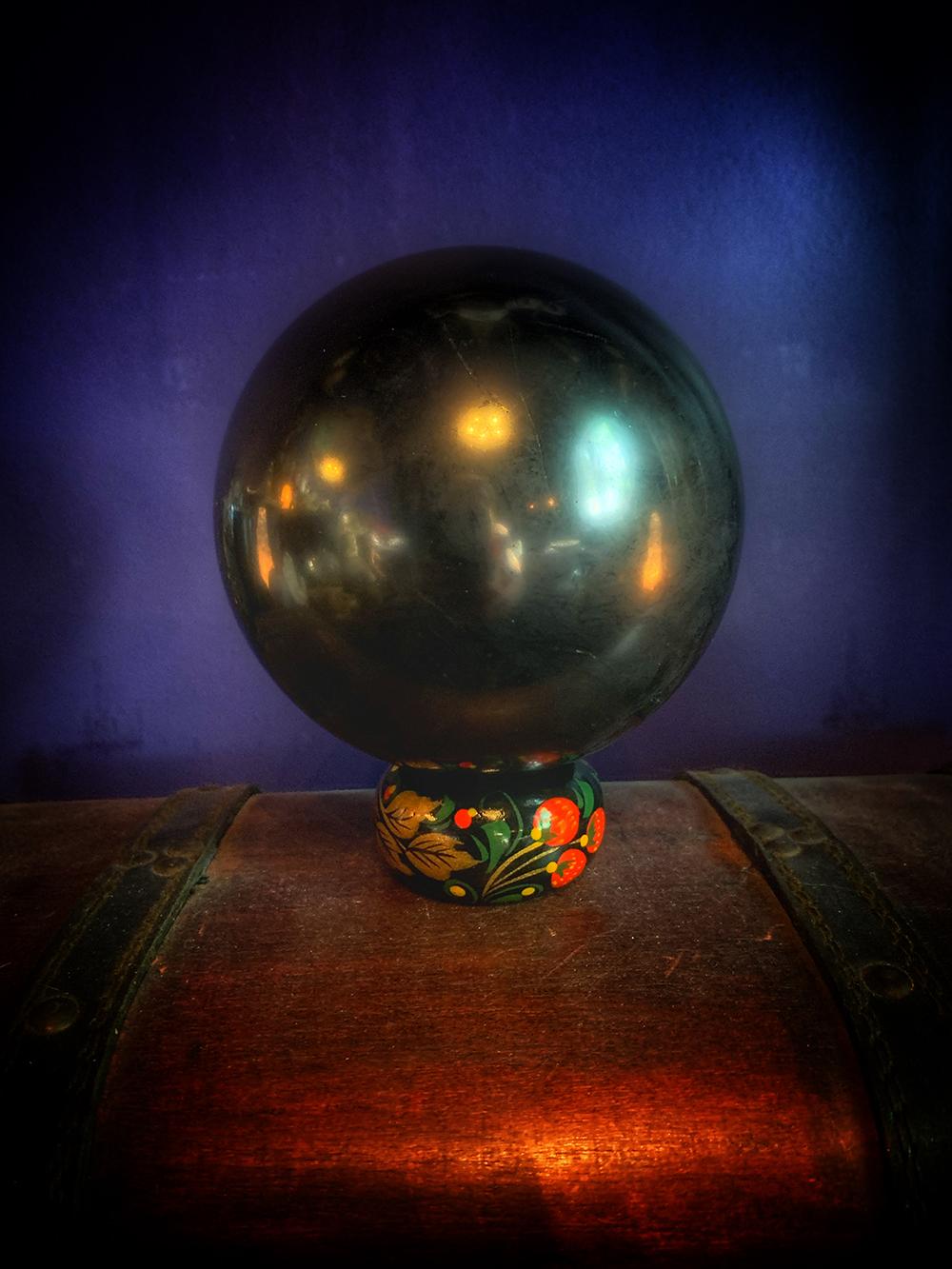 Slavic Sphere Holder
