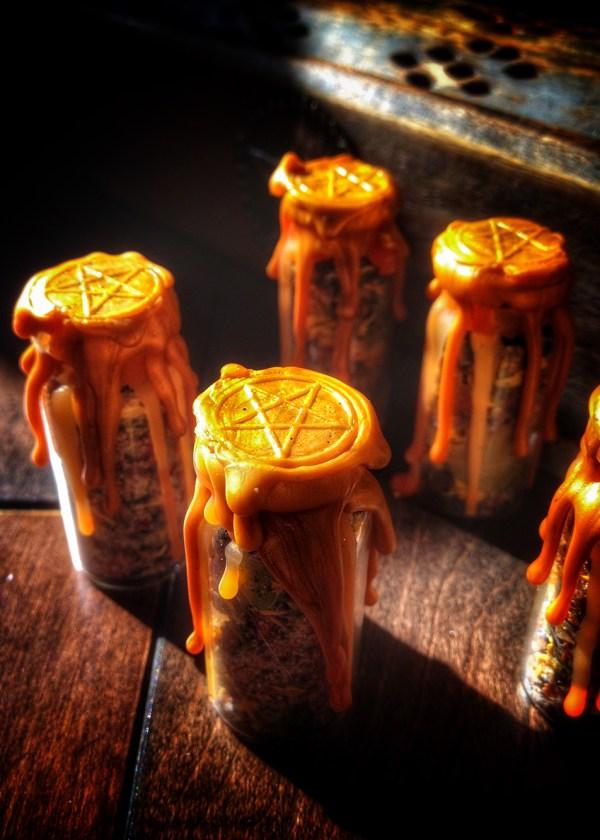 Creativity Witch Bottle
