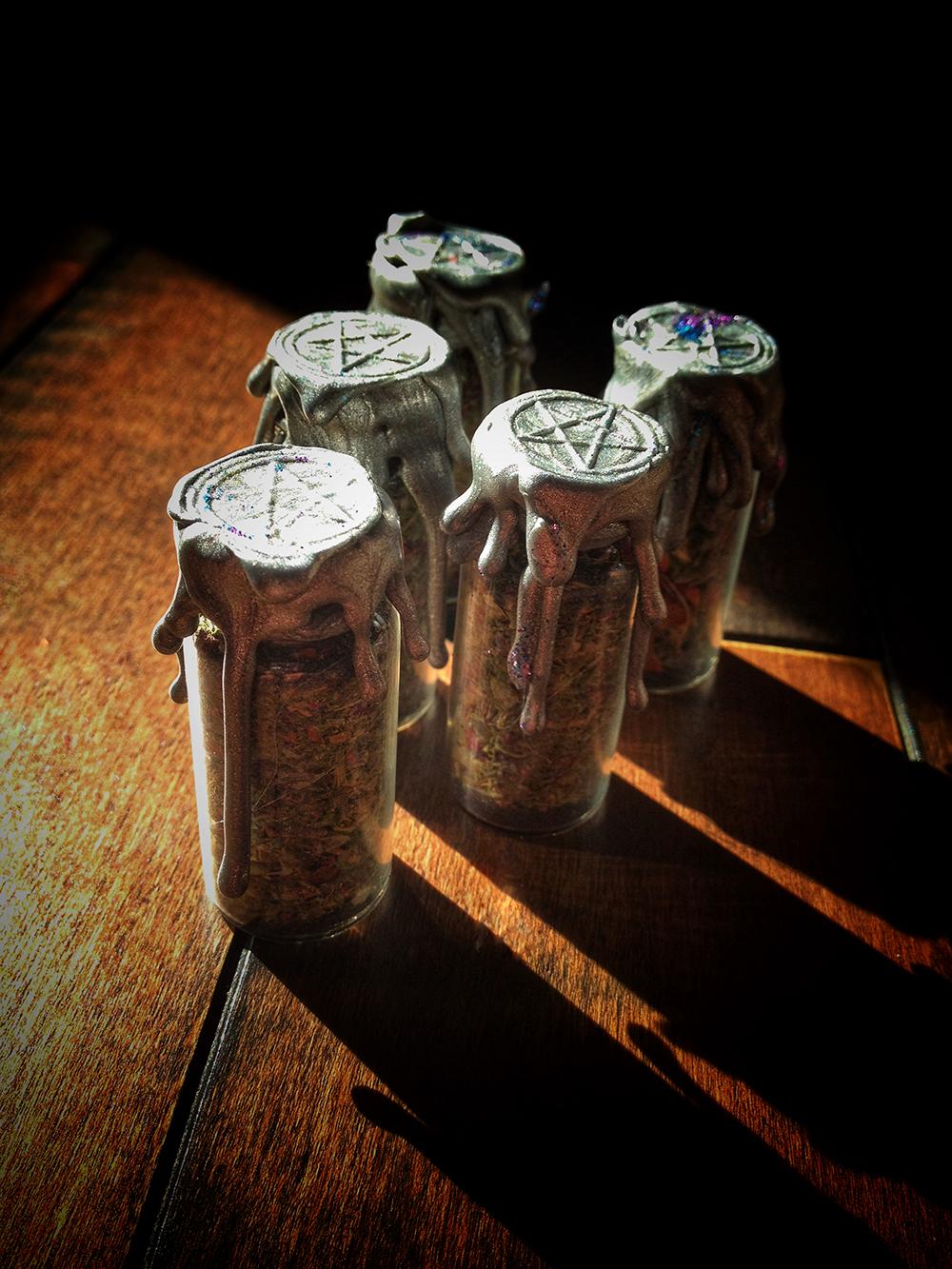 Fertility Witch Bottle