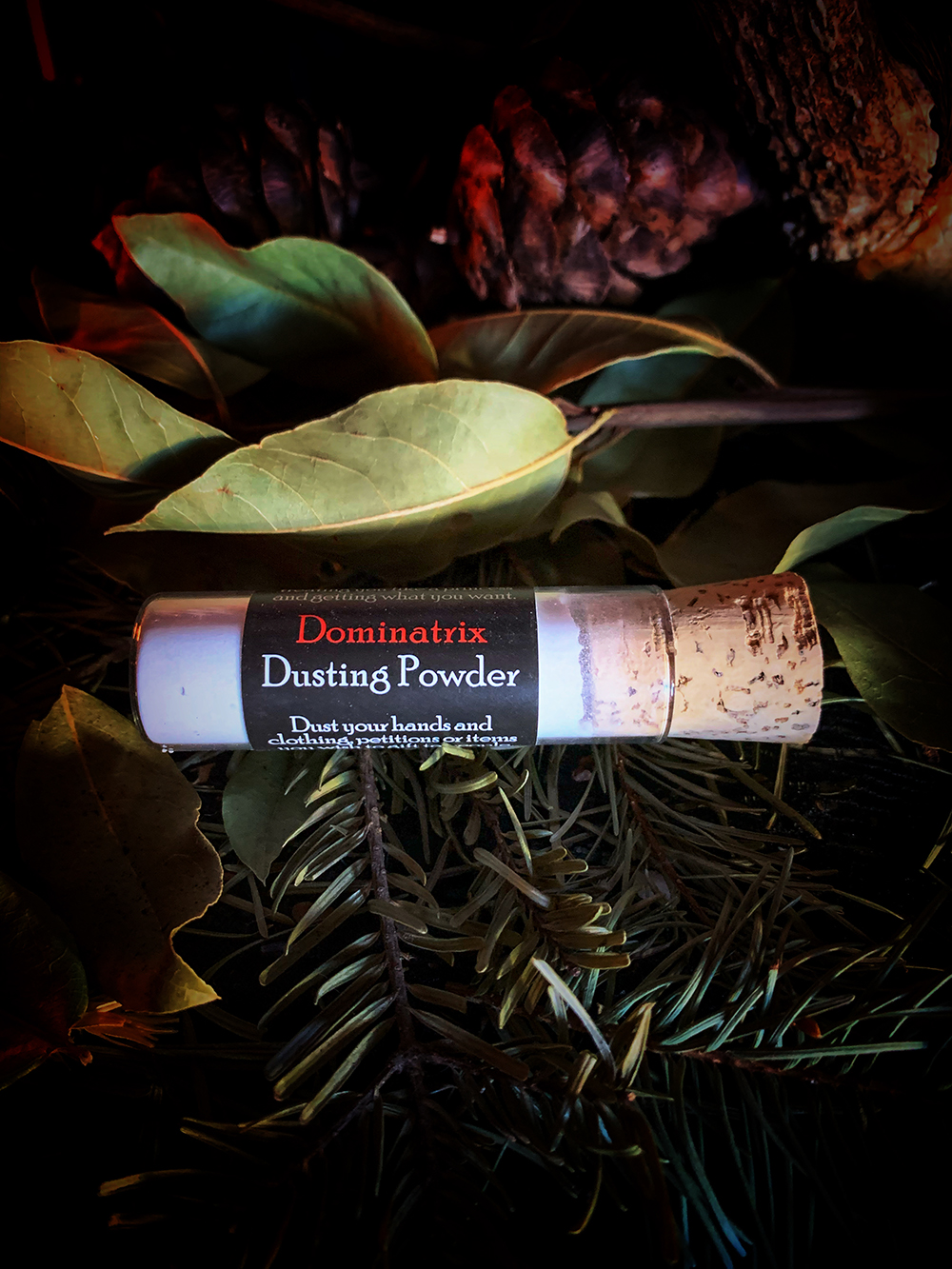 Dominatrix Dusting Powder