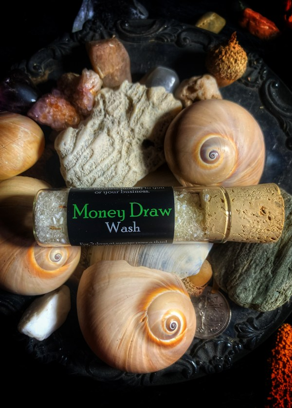Money Draw Wash