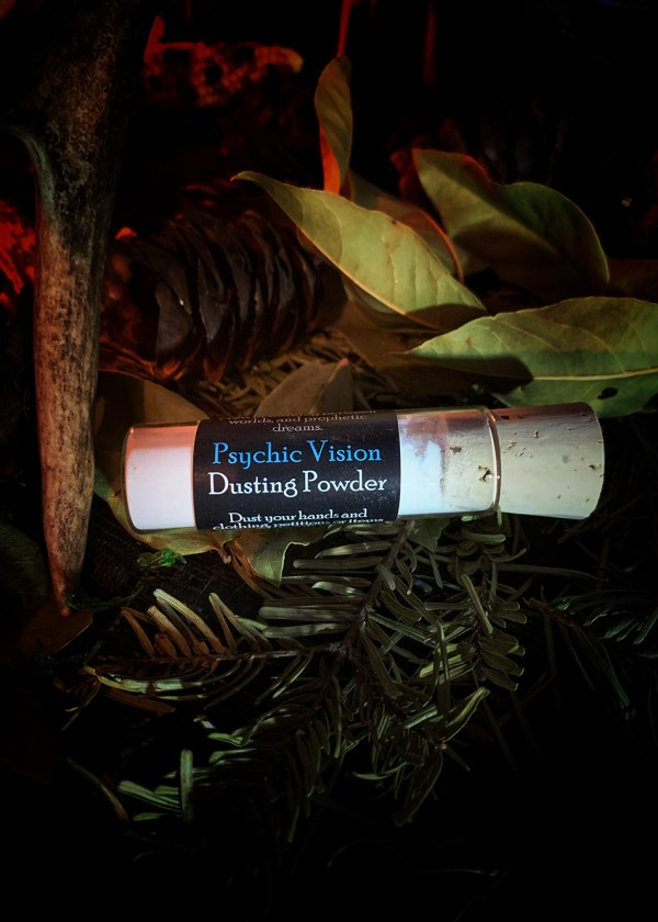 Psychic Vision Dusting Powder