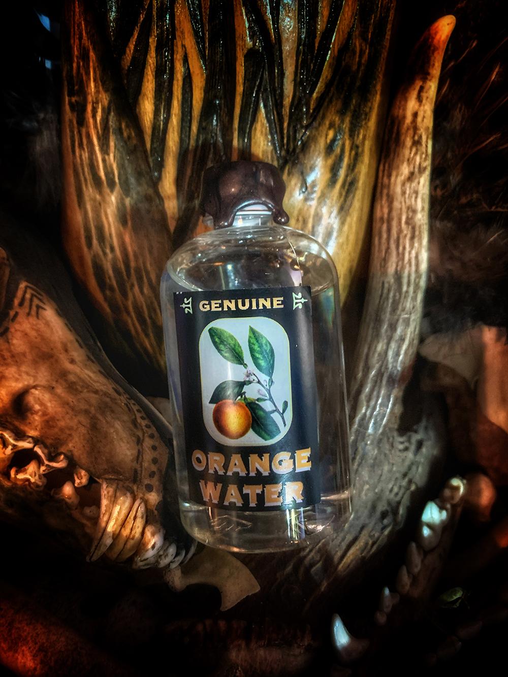 Hoodoo Orange Water