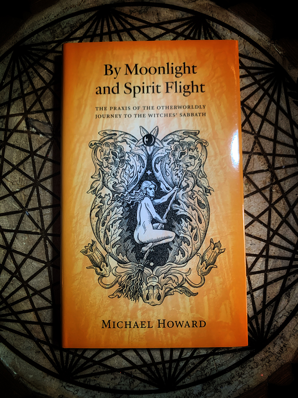 By Moonlight and Spirit Flight