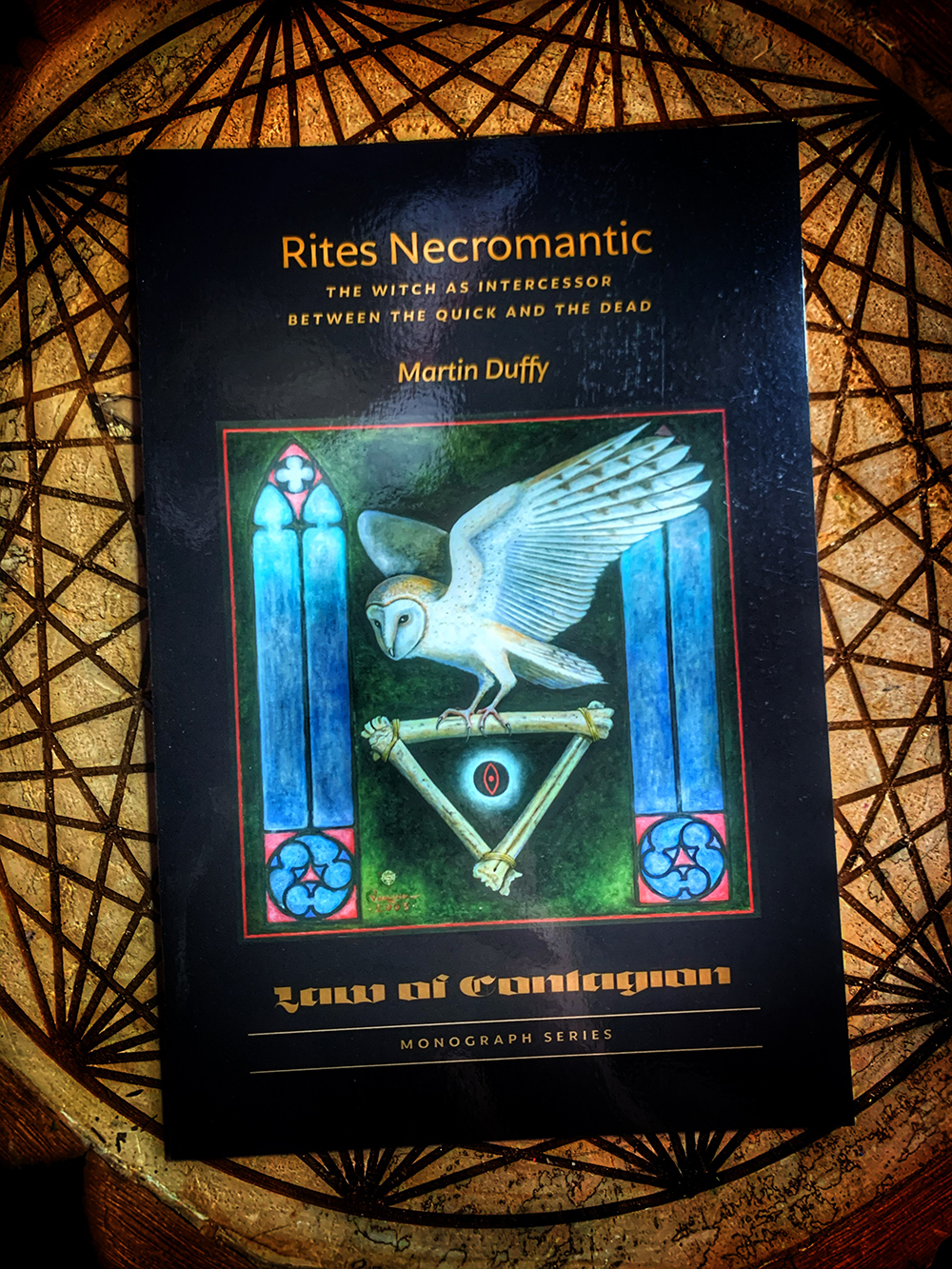 Rites Necromantic The Witch as Intercessor Between the Quick and the Dead