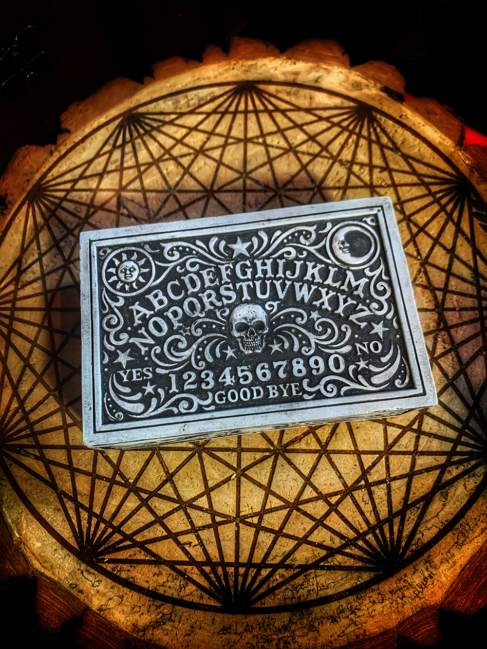 Ouija Board Ritual Box