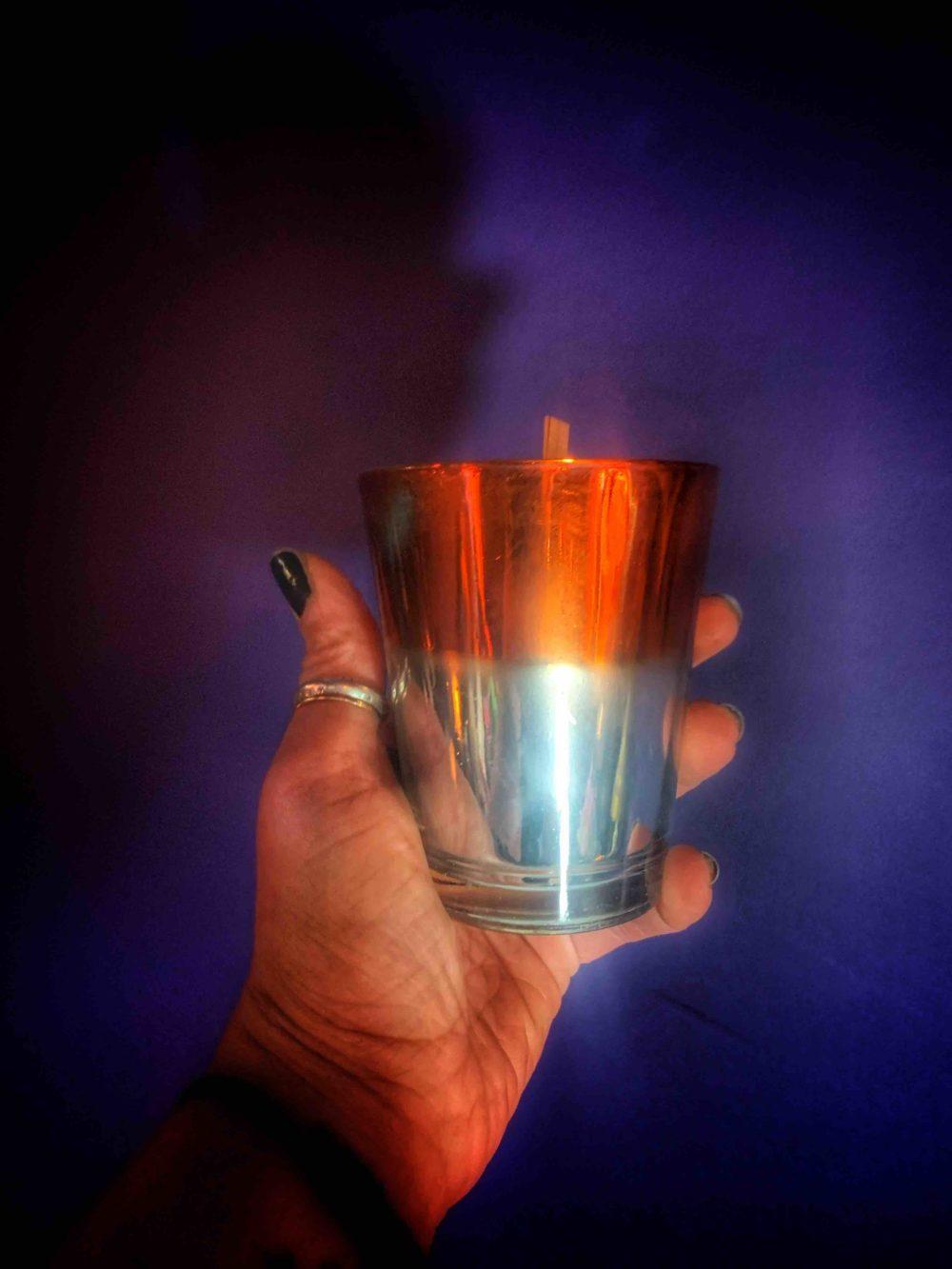 Trick R' Treat Ritual Candle