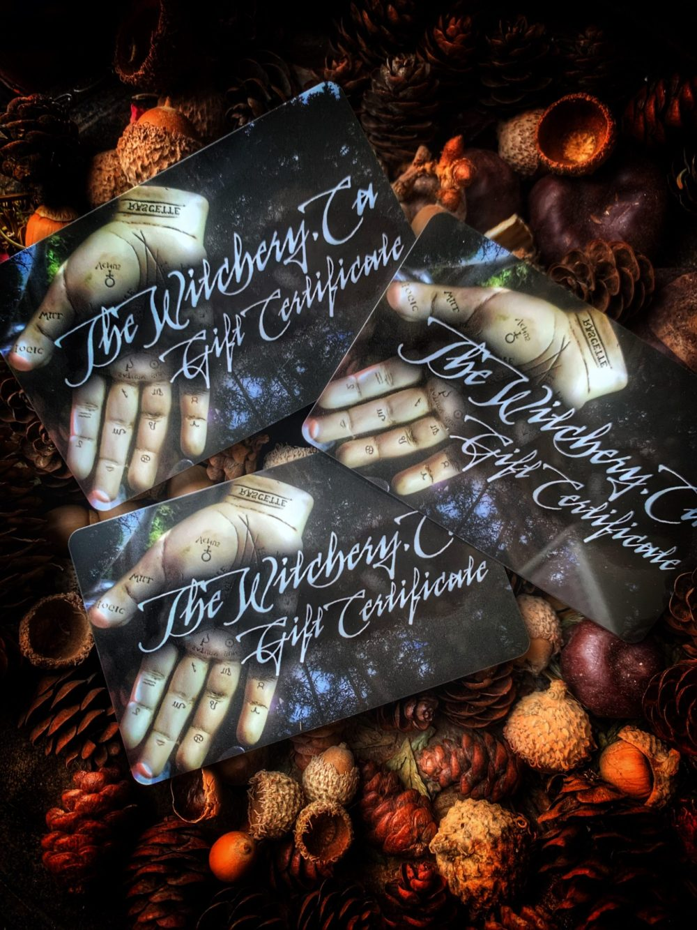 TheWitchery.Ca Gift Certificate