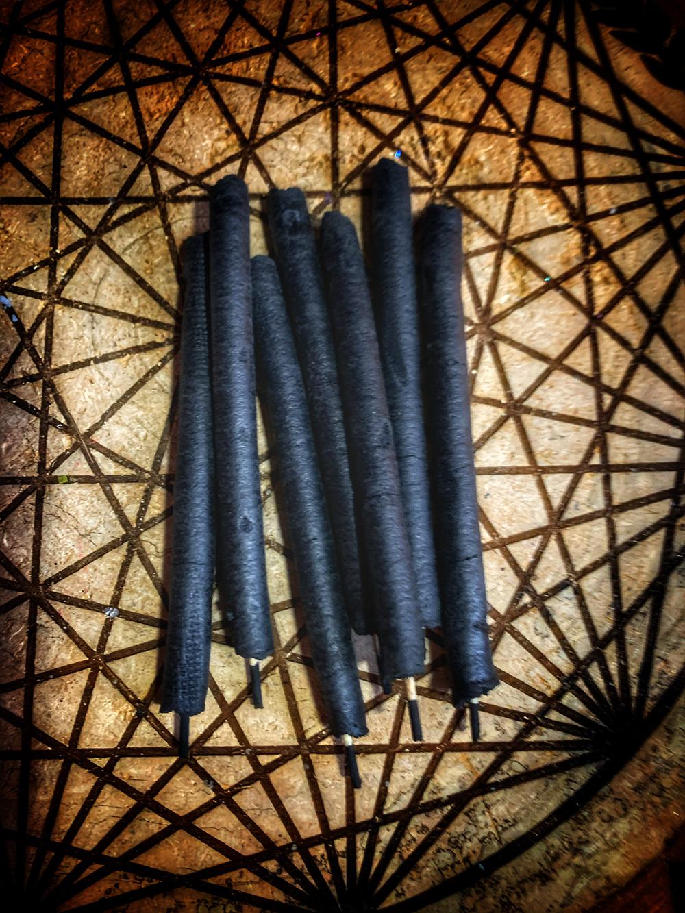 Black Styrax Incense Stick