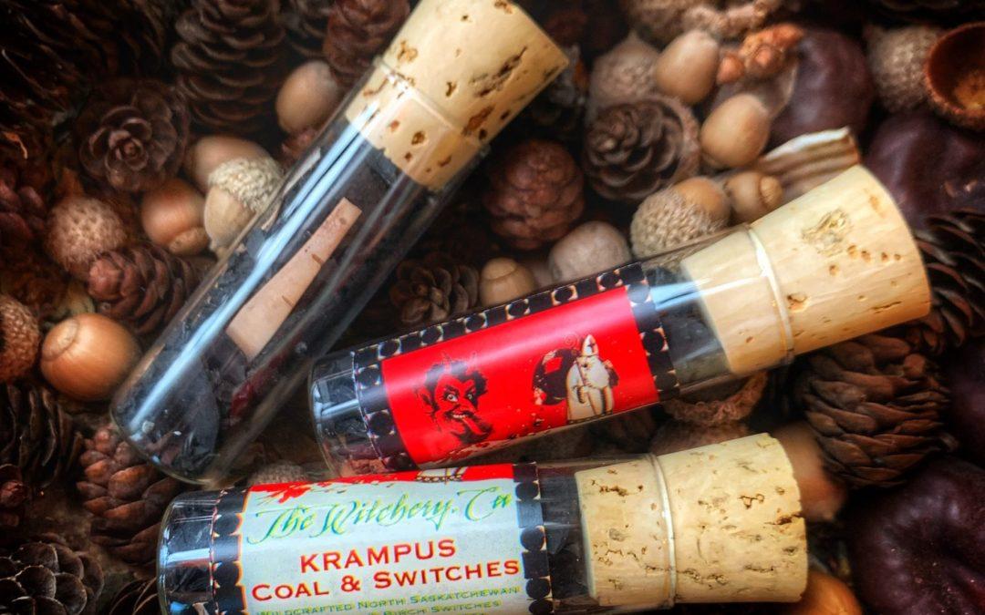 Krampus Coal & Switches