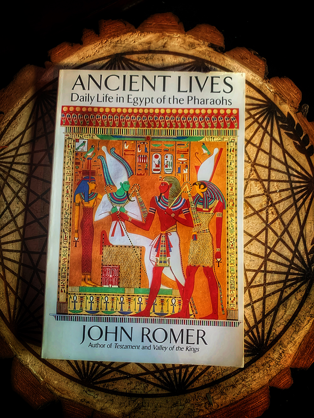 Describes the daily life of washermen, goat herders, fishermen, craftsmen, and other laborers three thousand years ago in an Egyptian village