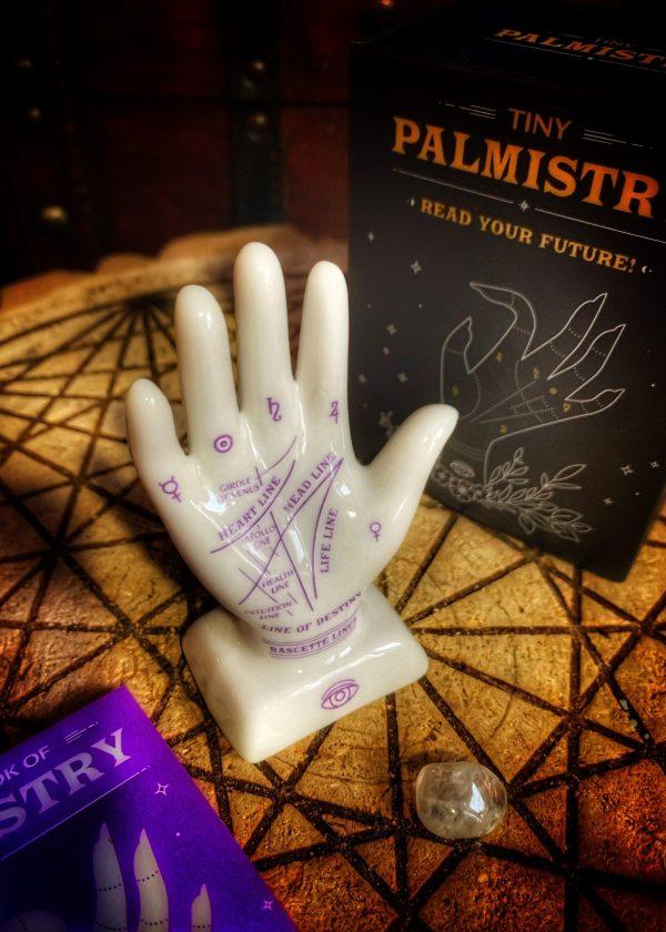 Tiny Palmistry Set