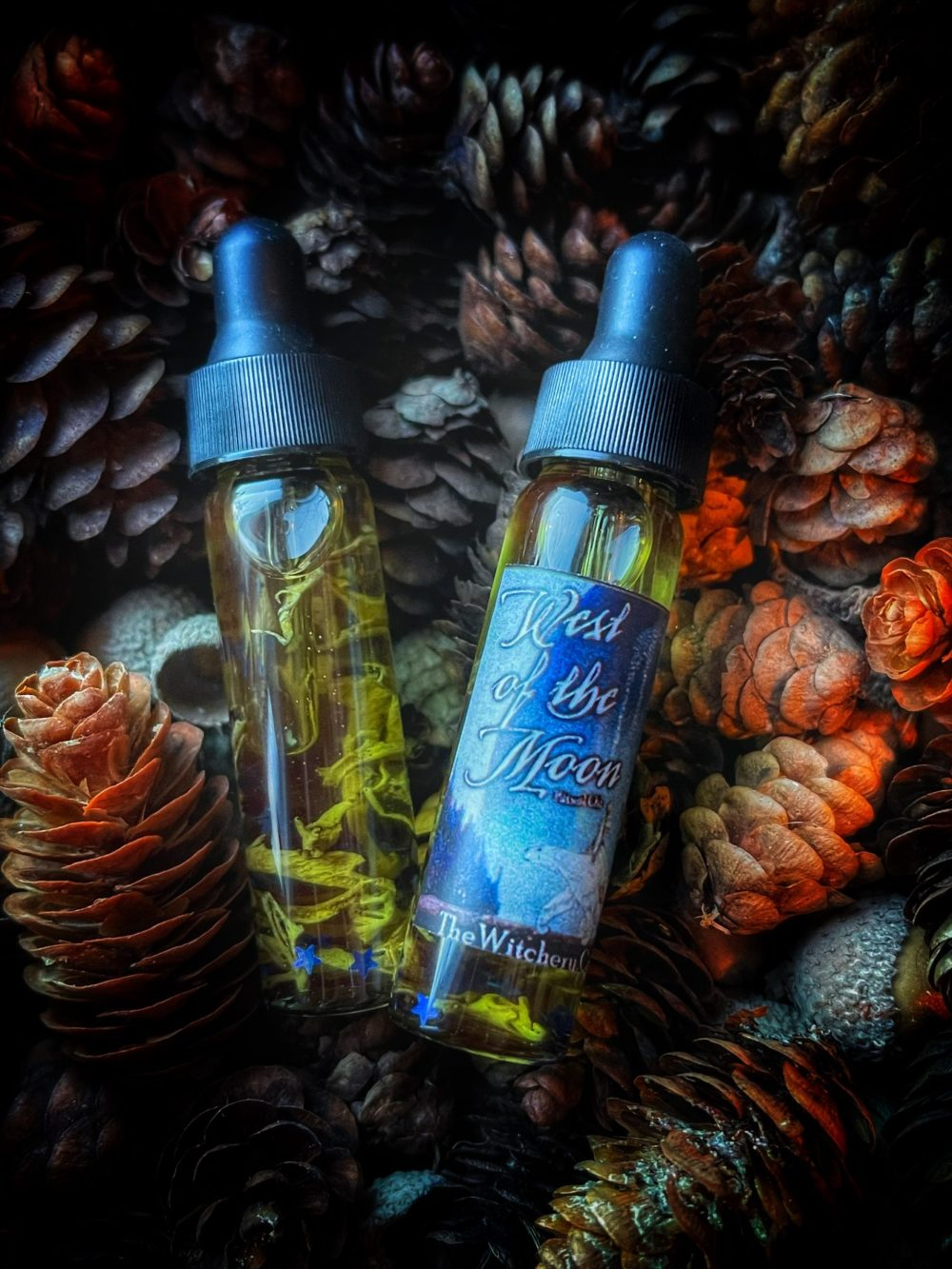 West of the Moon Ritual Oil