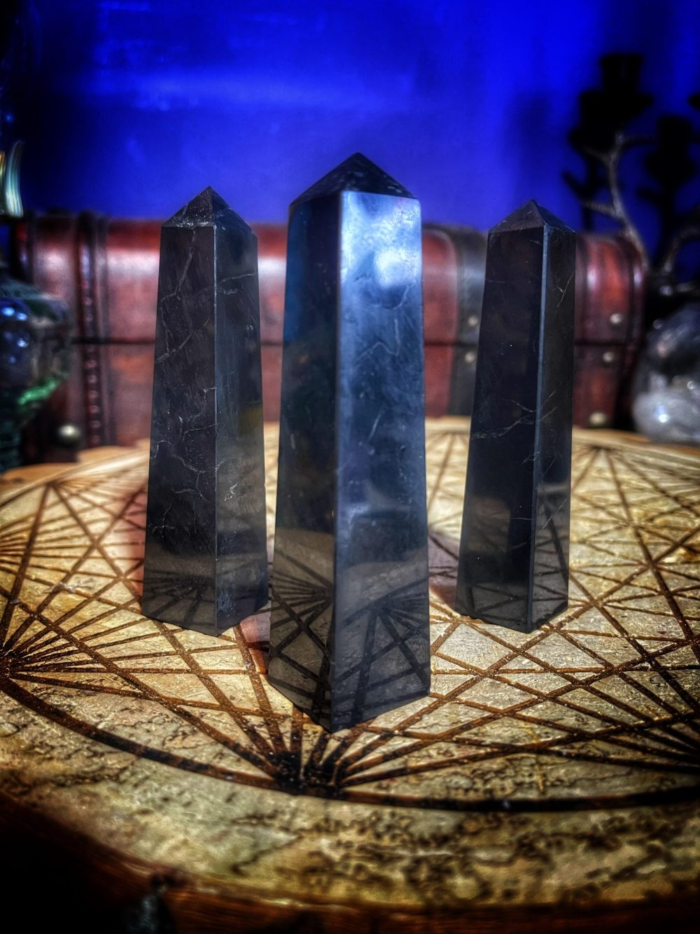 Shungite Witches Tower