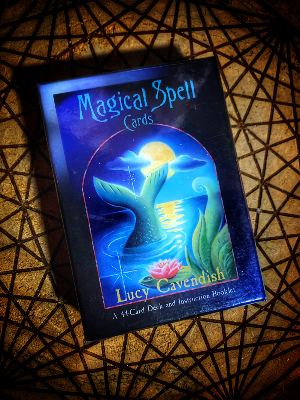 Magical Spell Cards