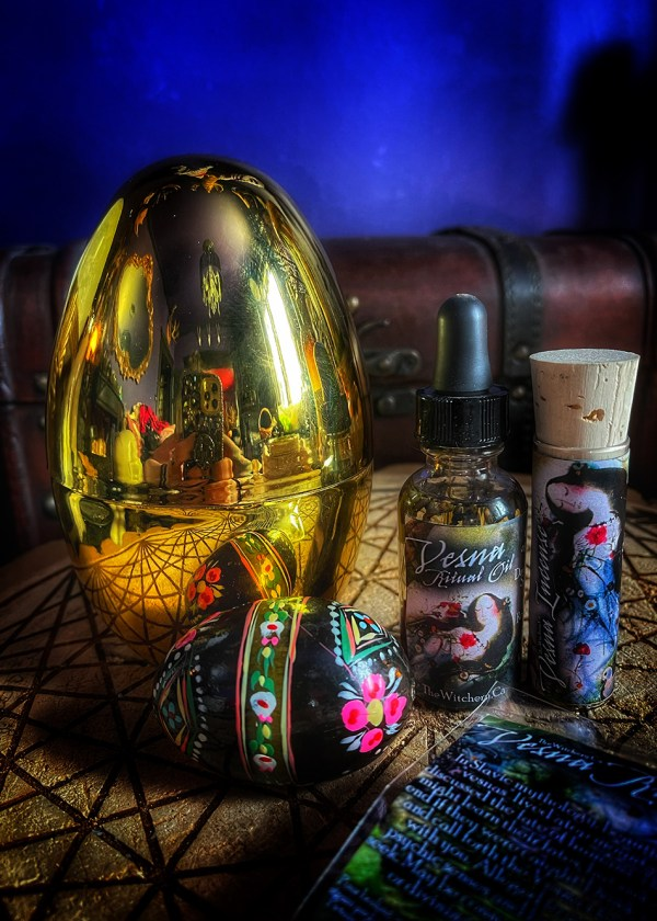 Vesnas Golden Egg