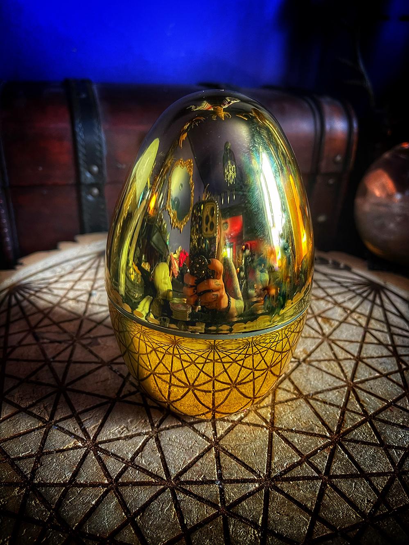 Vesnas Golden Egg