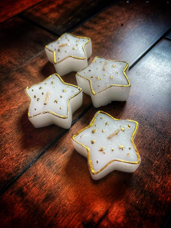Star Bright Tea Light