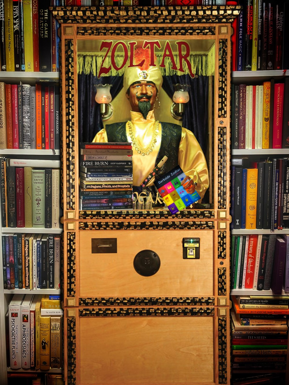 ~ Zoltar's Book Depository ~