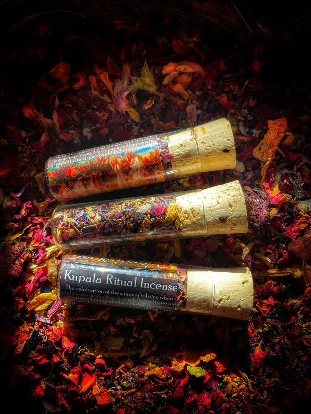Kupala Summer Solstice Ritual Incense