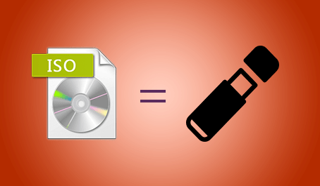 How To Burn ISO to USB - The Bootable USB device